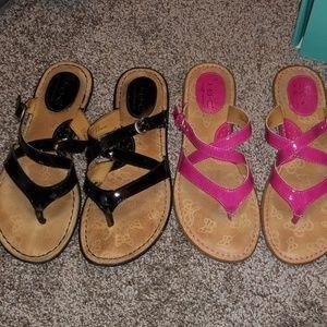 B.O.C. Born sandals
